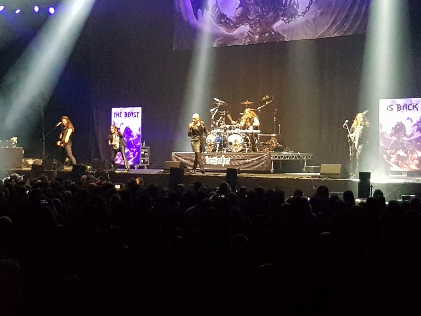 LIVE REVIEW: Nightwish Decades Tour with support from Beast